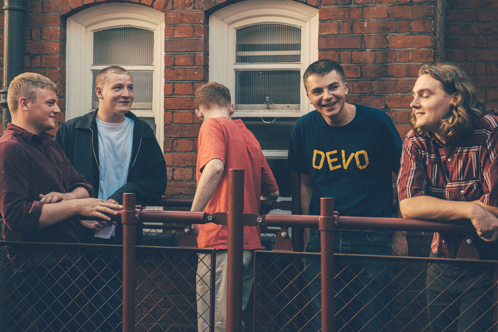 Home Counties unveil new track 'Modern Yuppies'