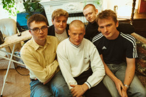 Home Counties announce second EP 'In A Middle English Town'