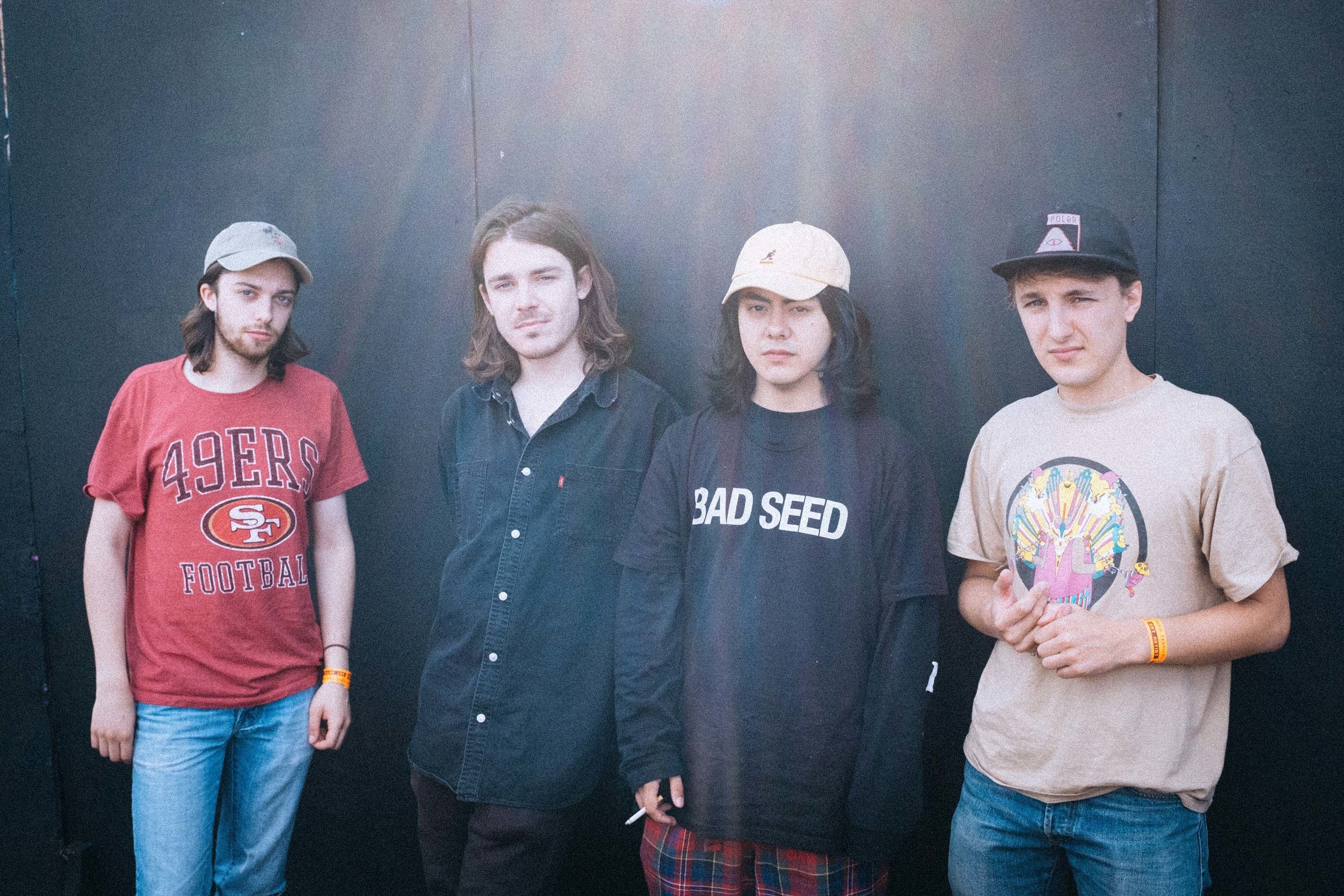 Honey Lung up the reverb on 'Stuttering Mind'