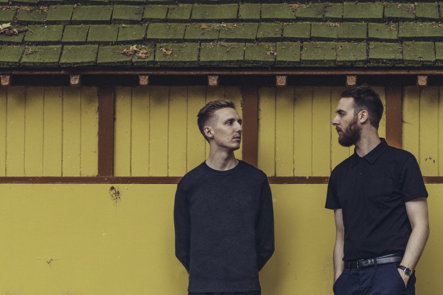 HONNE return with 'Just Dance'