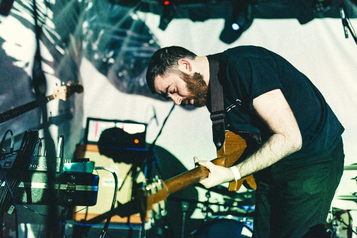 Hookworms announce four UK shows