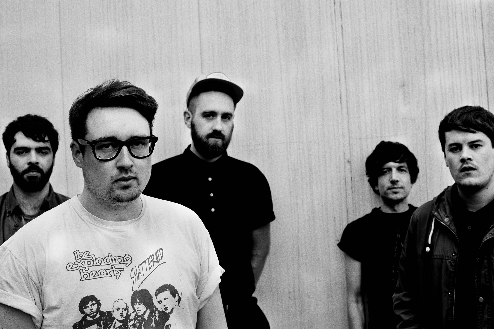 """Hookworms: """"Our new album's a bit more upbeat, it sounds like us but with the fat trimmed"""""""