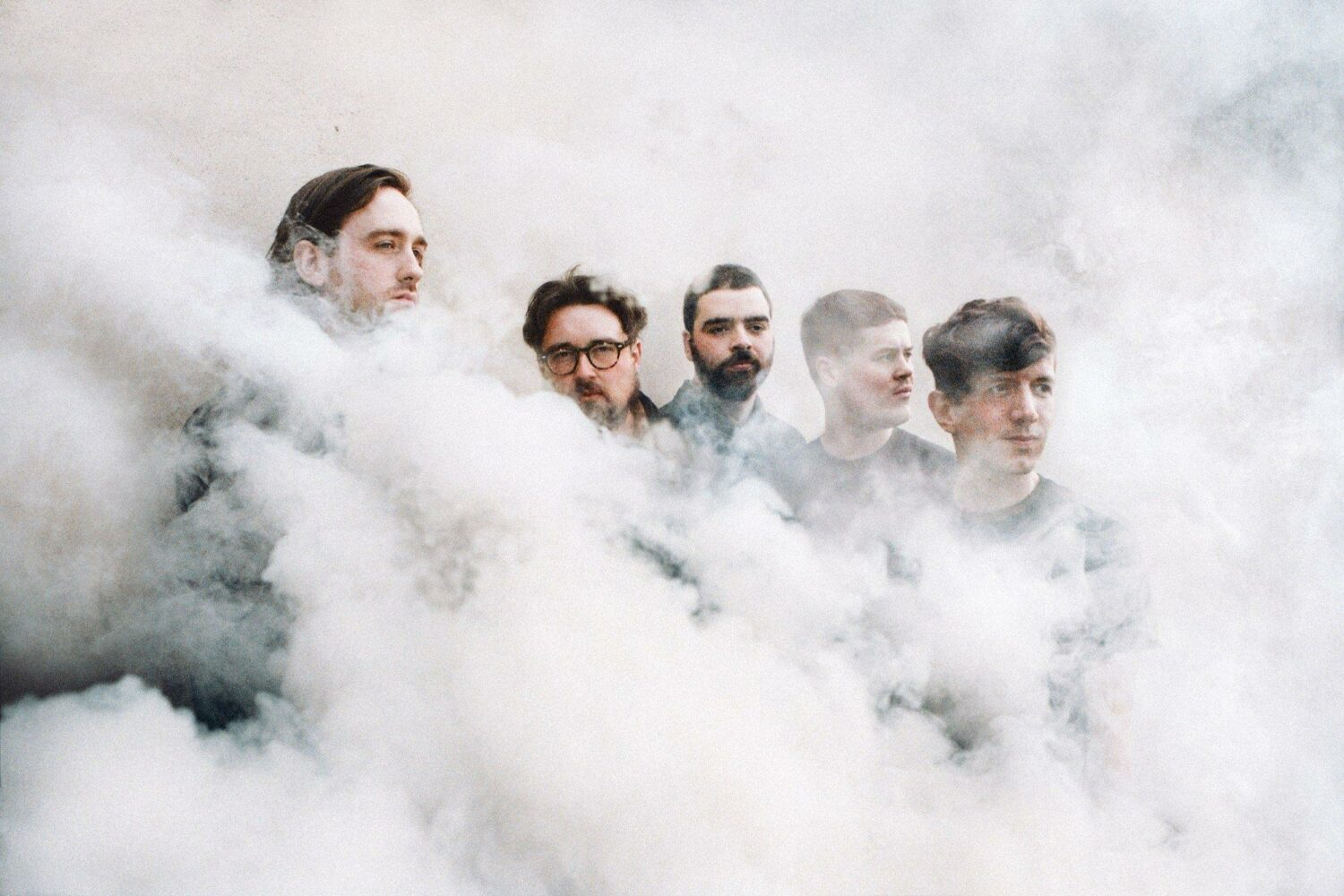 Hookworms share new track 'Each Time We Pass', featuring Virginia Wing's Alice Merida Richards