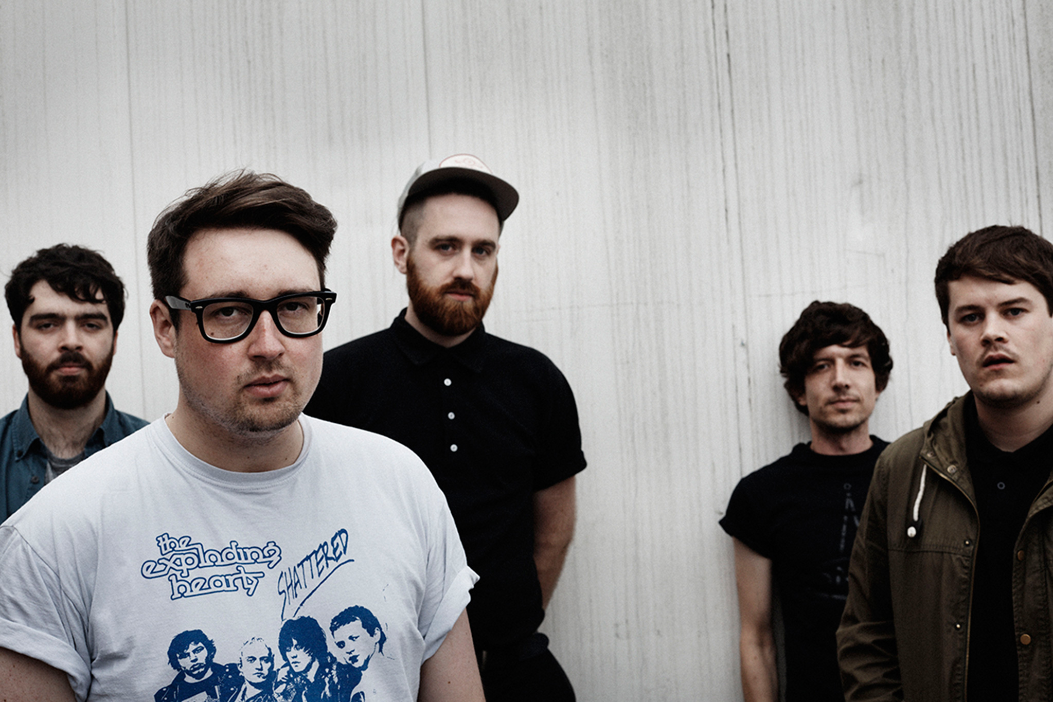 """Hookworms: """"We had a real problem after our first album"""""""