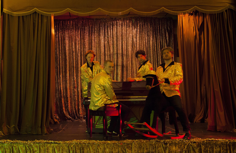 London oddballs Horsey share surreal, jazz apocalypse 'Bread & Butter'