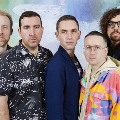 Hot Chip release new 'game-review' video for 'Bath Full of Ecstasy'