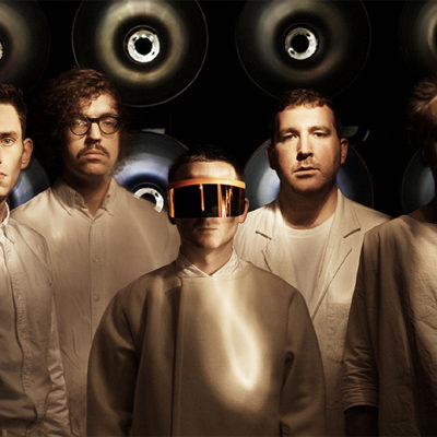 Hot Chip and Purity Ring have helped produce Katy Perry's 'Witness'
