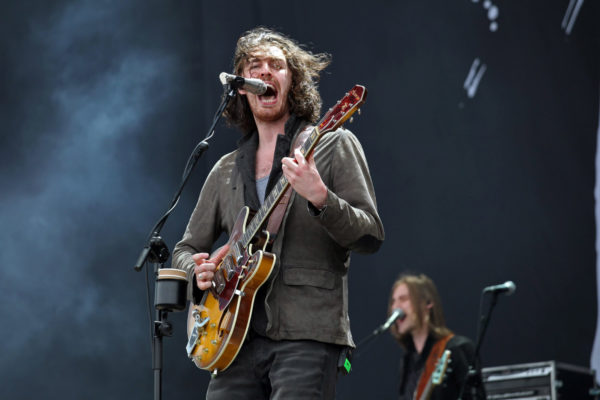 Watch Hozier take T in the Park to church