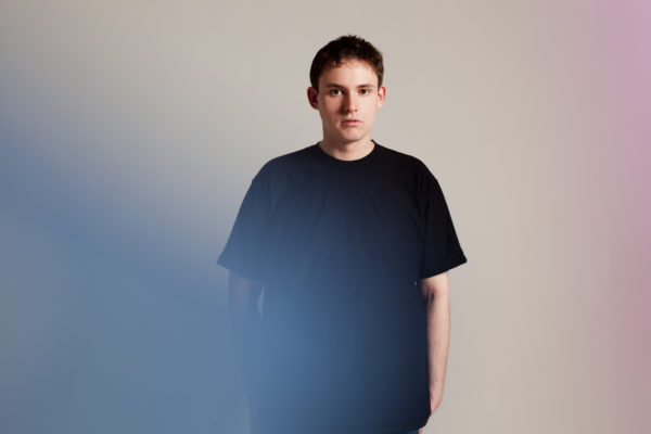 Hudson Mohawke says he's been working with James Blake and Frank Ocean