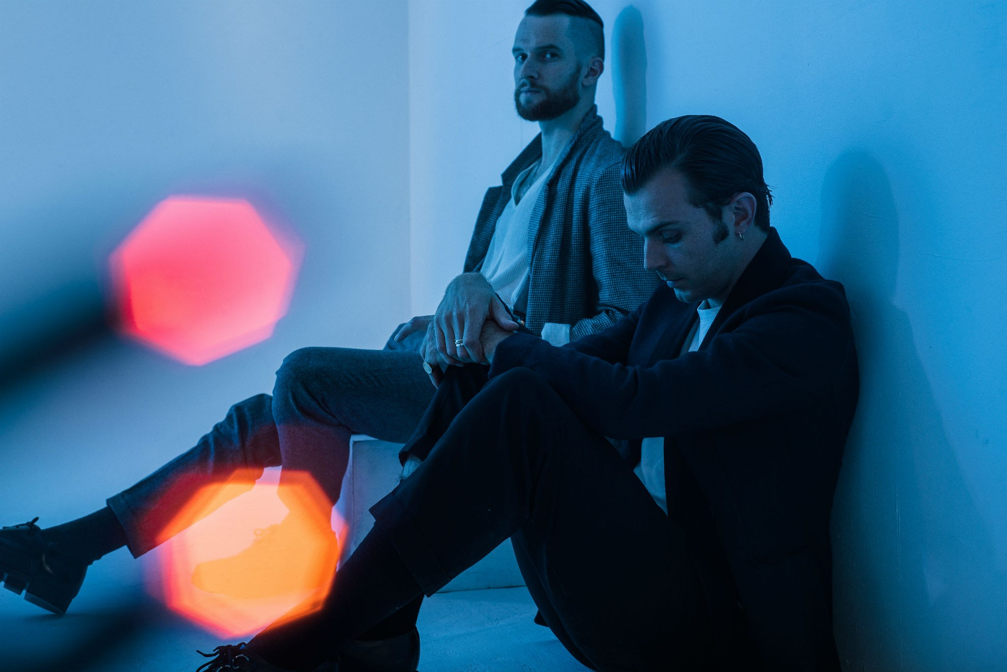 Hurts reveal new video for 'Wings'