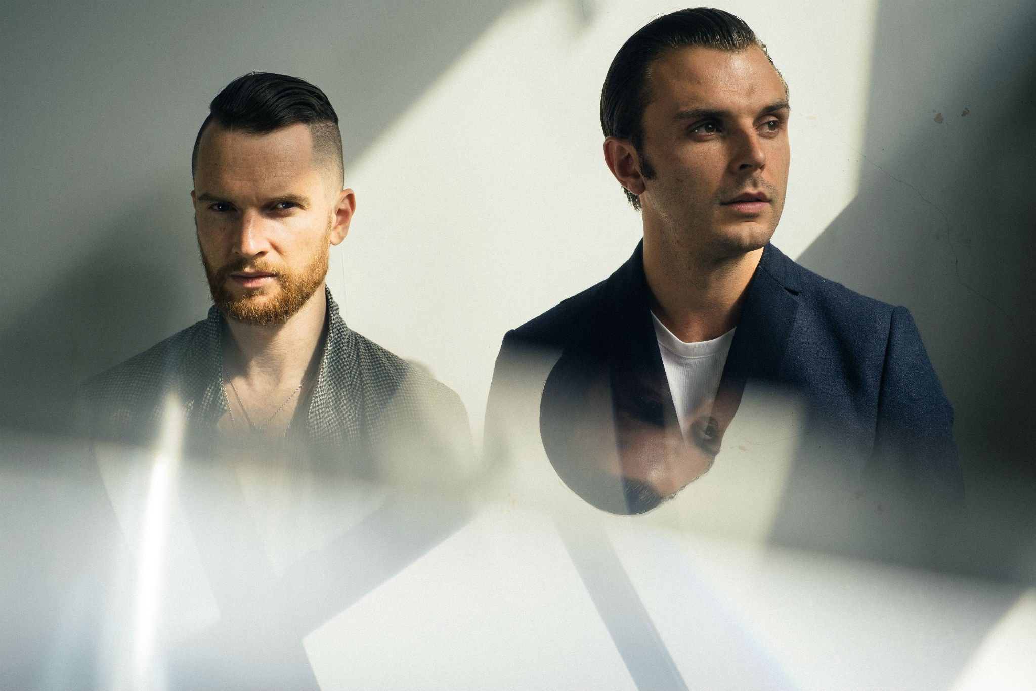 Hurts: Surrender to the unexpected