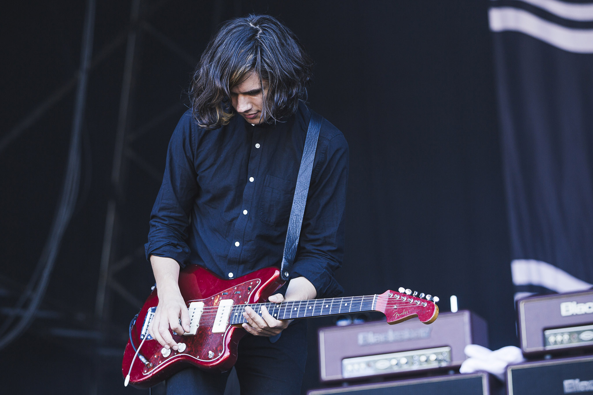 The Horrors' Joshua Hayward guests on new Tim Burgess record
