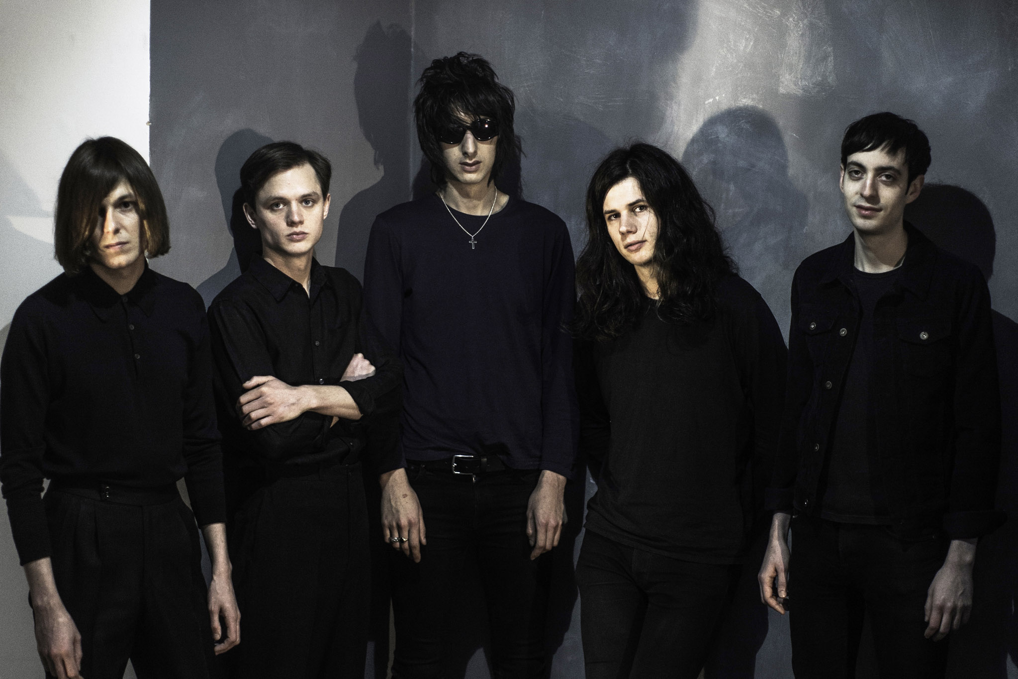 In and out of sight: The Horrors