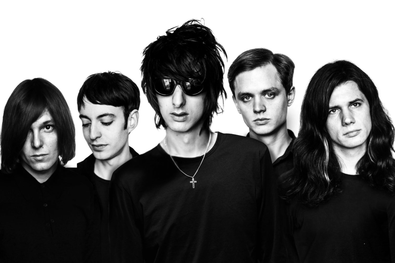 The Horrors have announced new album 'V'!
