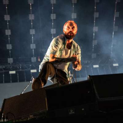 IDLES, Alexandra Palace, London