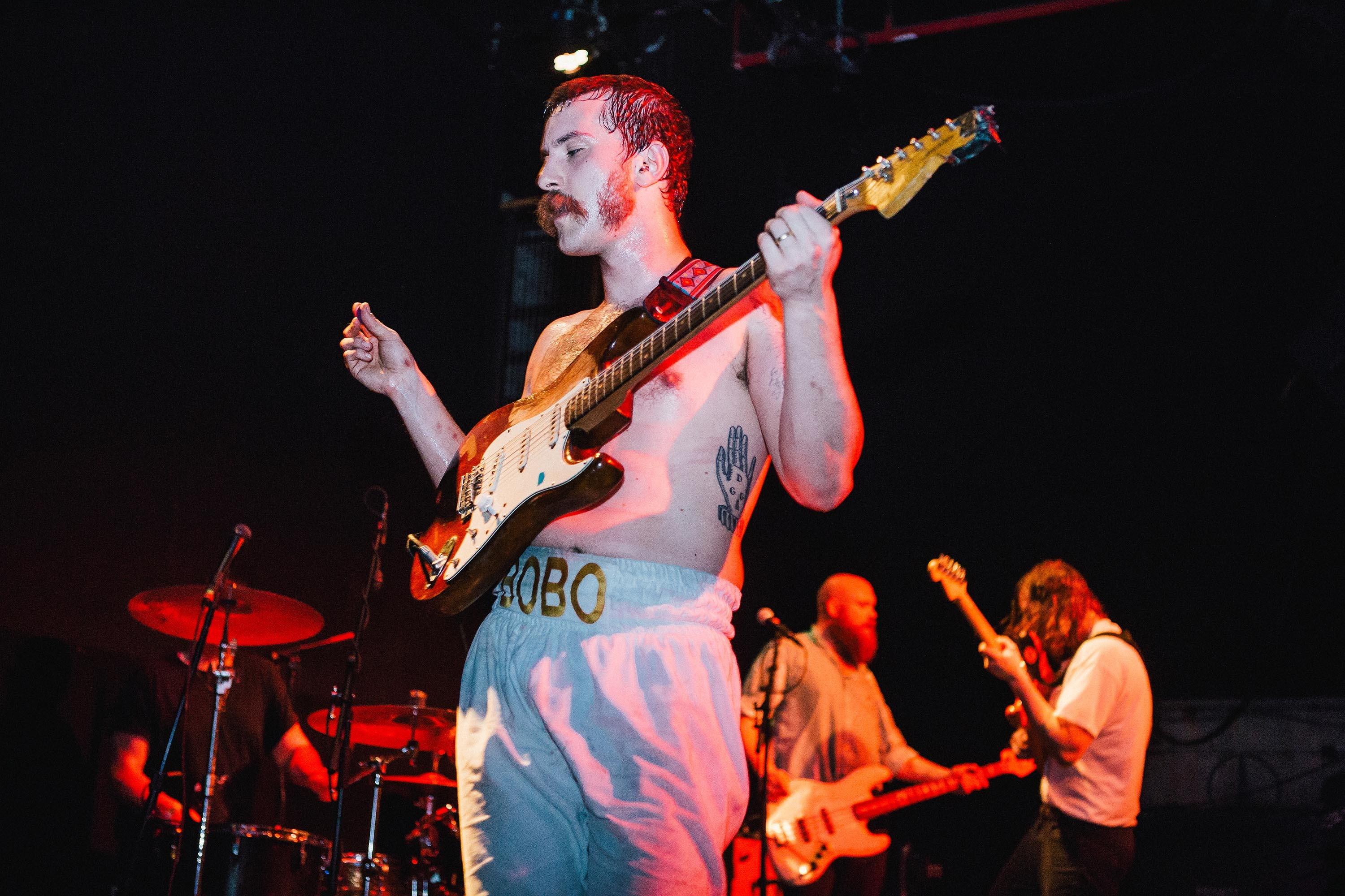 IDLES, Rough Trade, New York