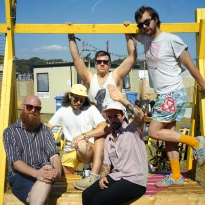 IDLES, Sundara Karma, Black Honey and more feature on the new DIY Podcast