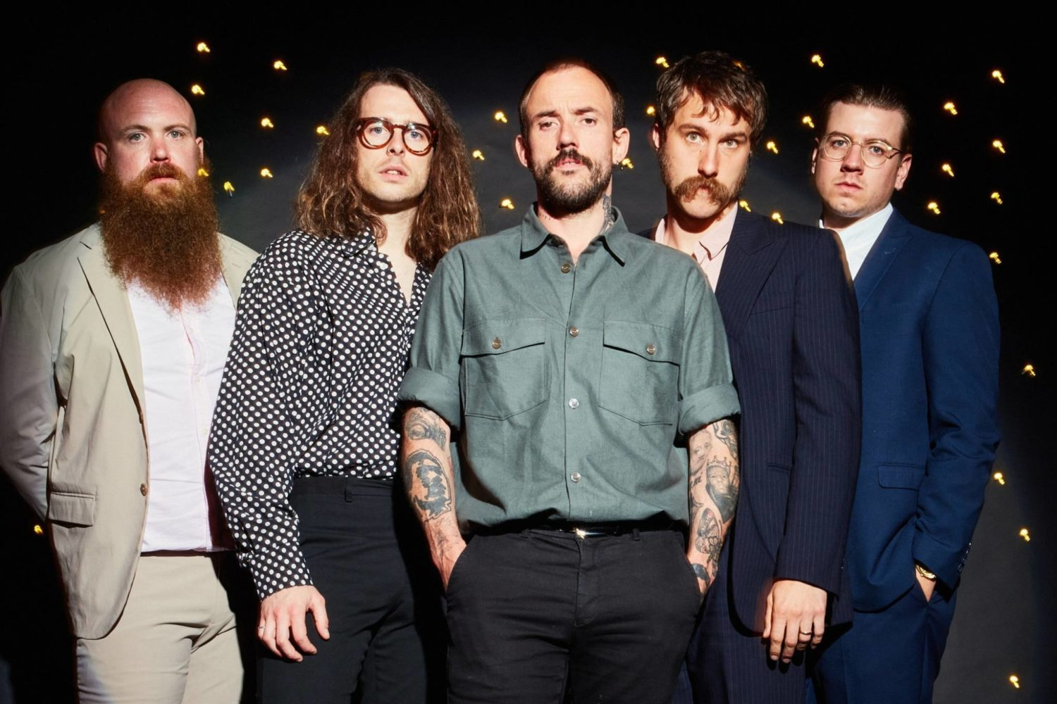 IDLES share new video for 'War'