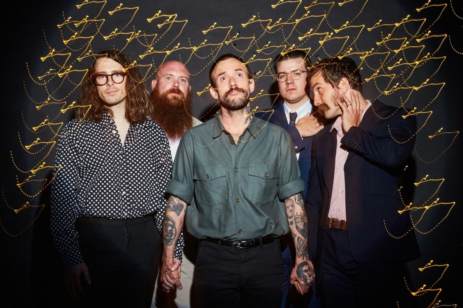 IDLES reveal 'Kill Them With Kindness' video