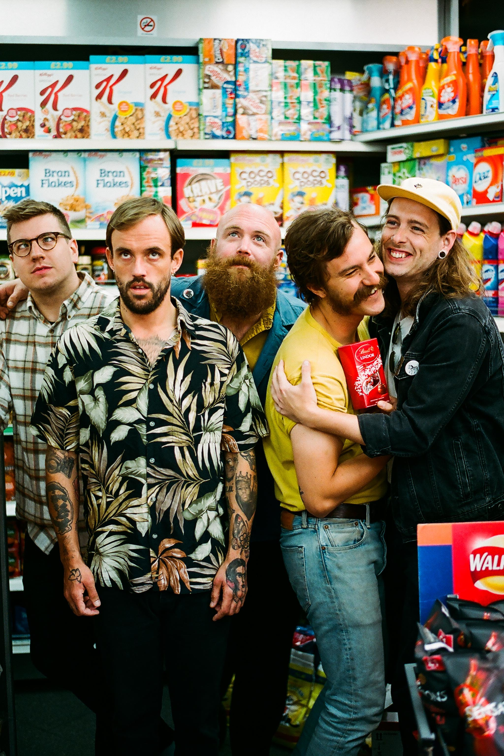 No More Heroes: IDLES