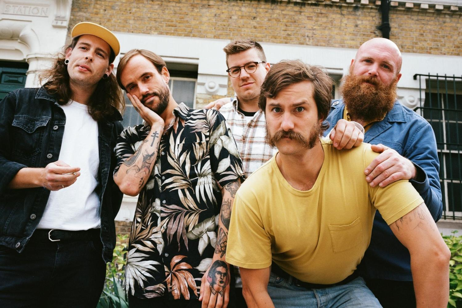 IDLES talk their Hyundai Mercury Prize-shortlisted 'Joy As An Act Of Resistance'