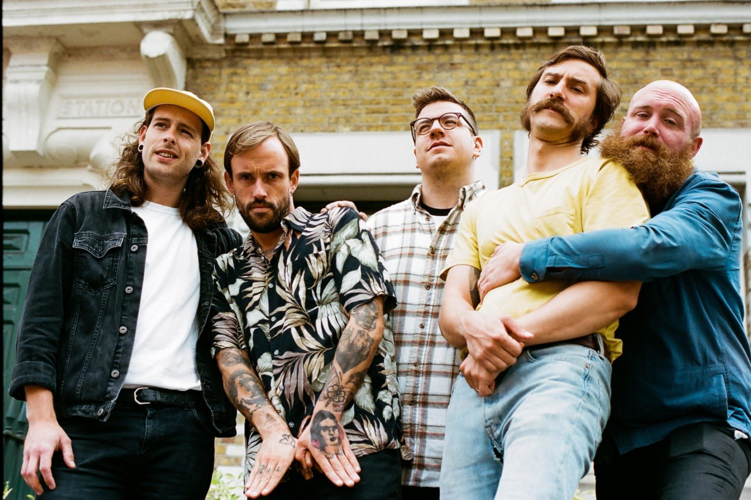 Listen to IDLES cover Kanye West
