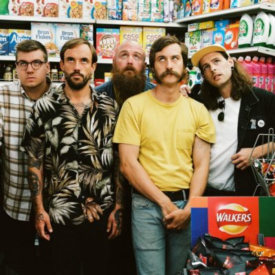 """IDLES and Heavy Lungs announce new split 7"""""""