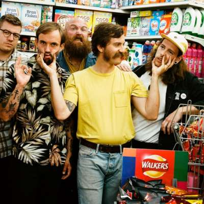 IDLES fulfil a lifelong dream and cement their status as stars at Glastonbury 2019