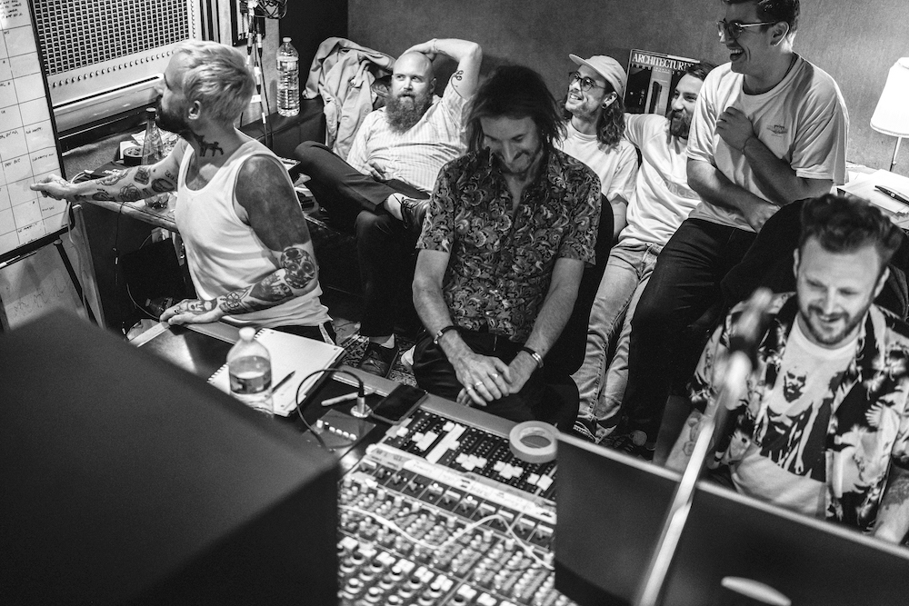 In The Studio With… IDLES