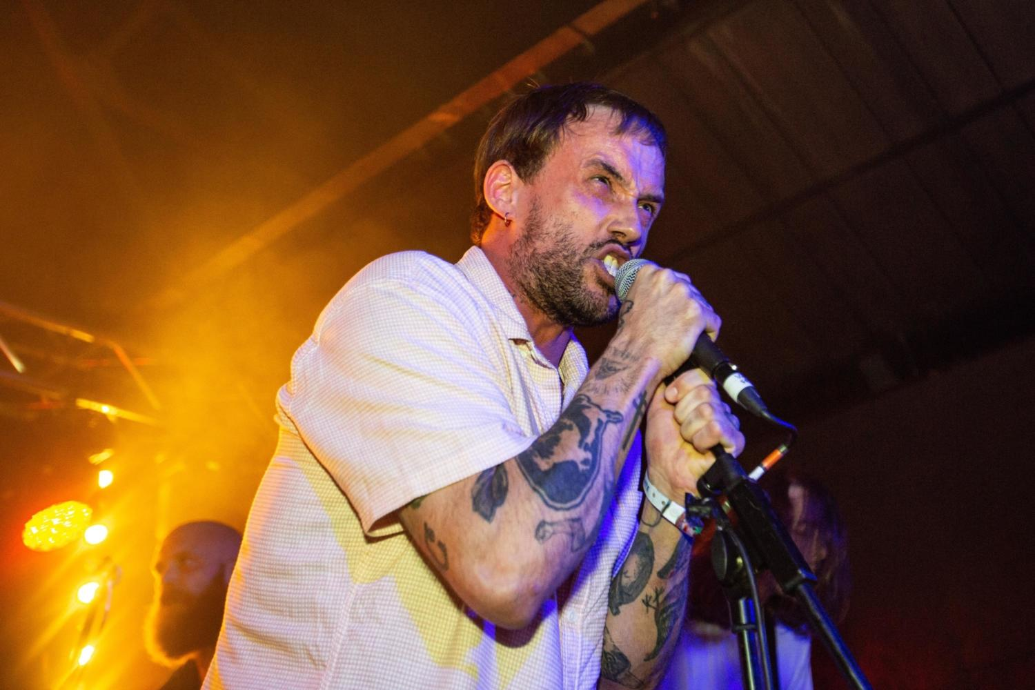 IDLES, Ghostpoet & loads more to play the DIY stage at Electric Fields 2018