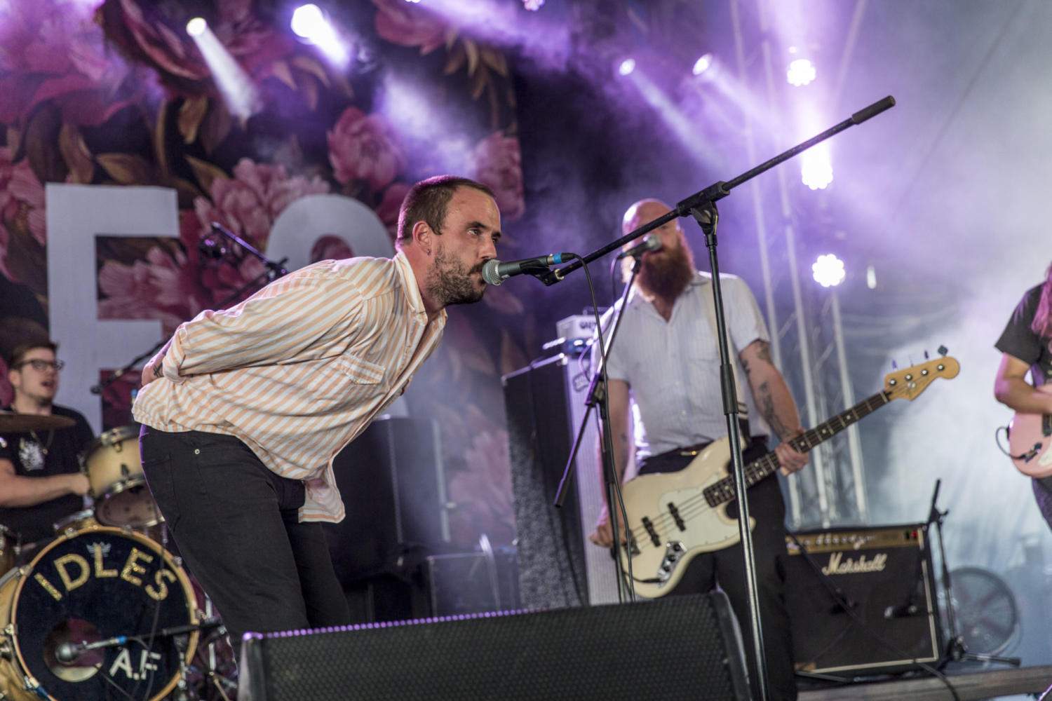 IDLES, Chastity Belt, Nilüfer Yanya and more are headed to Visions 2018
