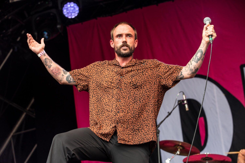 Idles announce massive Bristol show