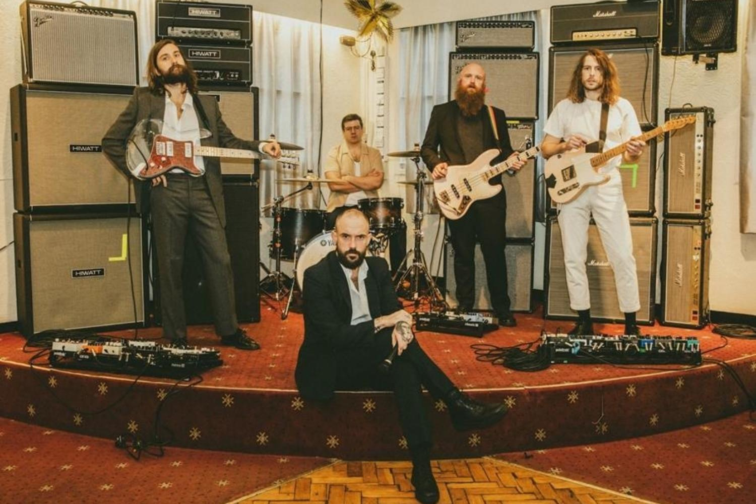 IDLES confirm third album 'Ultra Mono'