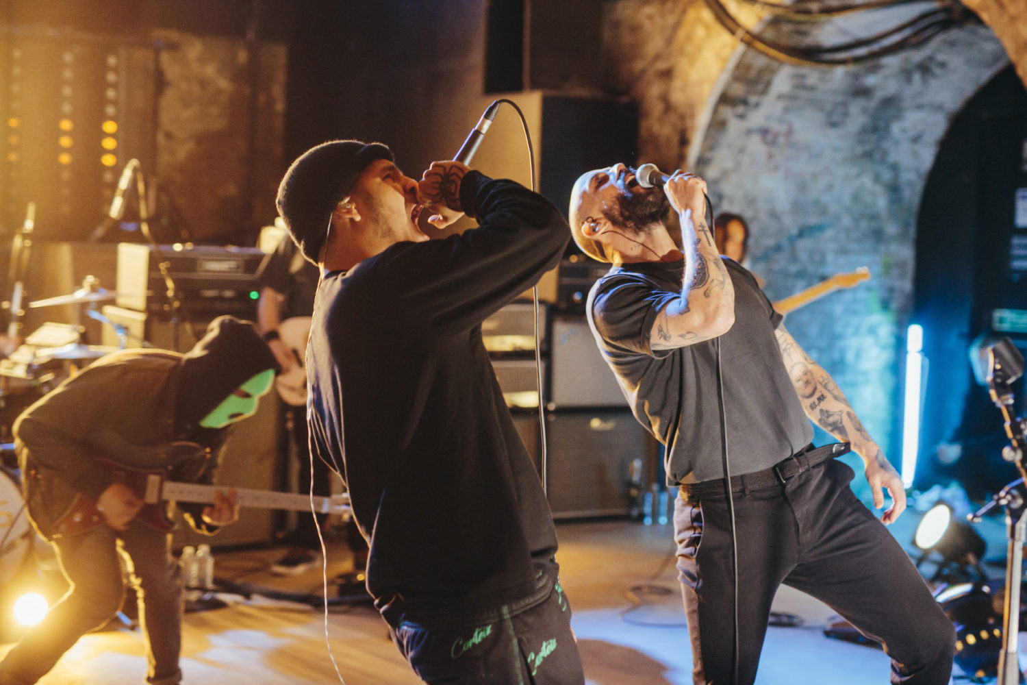 slowthai joins IDLES for new version of 'Model Village'