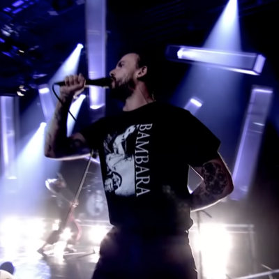 IDLES bring chaotic, triumphant version of 'Danny Nedelko' to Jools Holland
