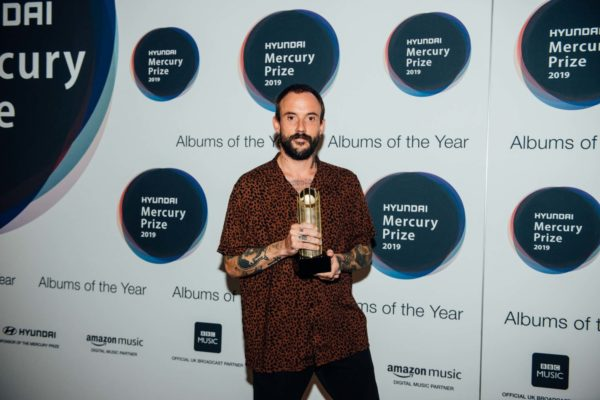 """""""We're not about ego boosts, but it's nice to celebrate the album"""" - IDLES talk their Hyundai Mercury Prize spot"""