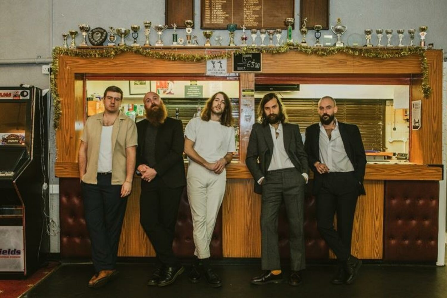IDLES unleash 'Reigns' video