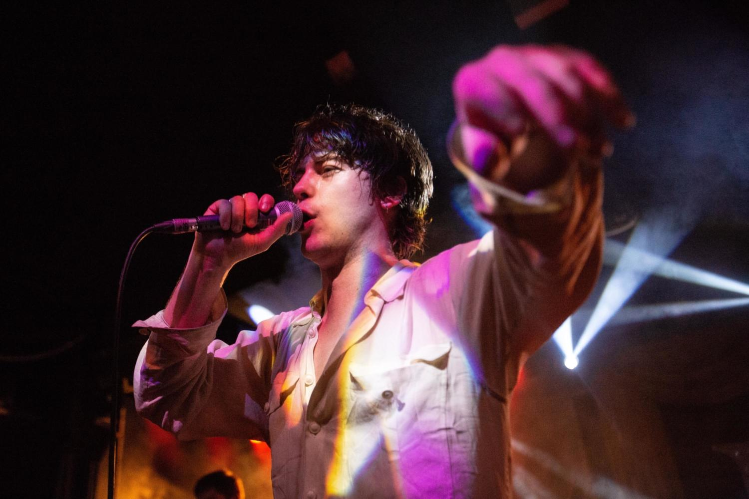 Iceage and more for August's Fuzz Club Eindhoven