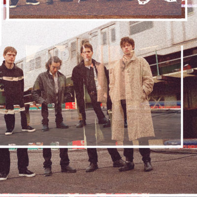 Iceage offer up new track 'Balm of Gilead' ahead of North American tour