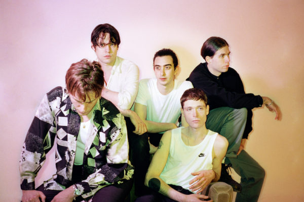 Iceage announce new album 'Seek Shelter'