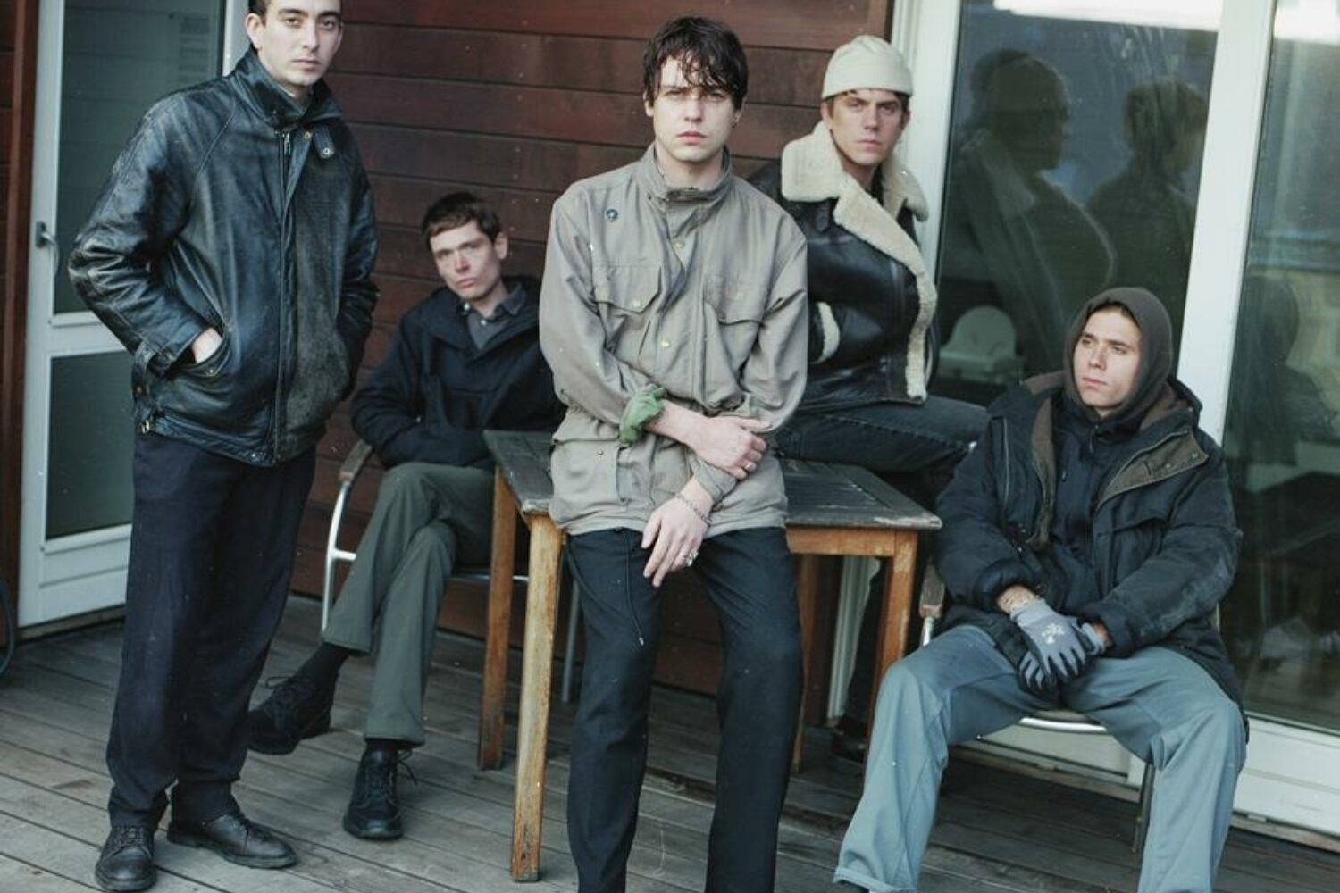 Iceage release new single 'The Holding Hand'