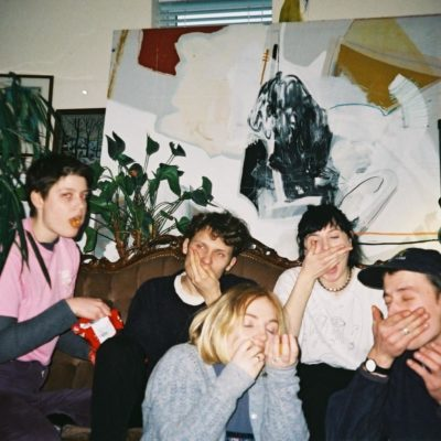 Hear the brilliant, sprightly emo of Icehead's 'Out The Door', ft Harry Waugh of Abattoir Blues