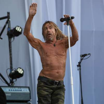 Iggy Pop has rescheduled a number of French gigs owing to coronavirus