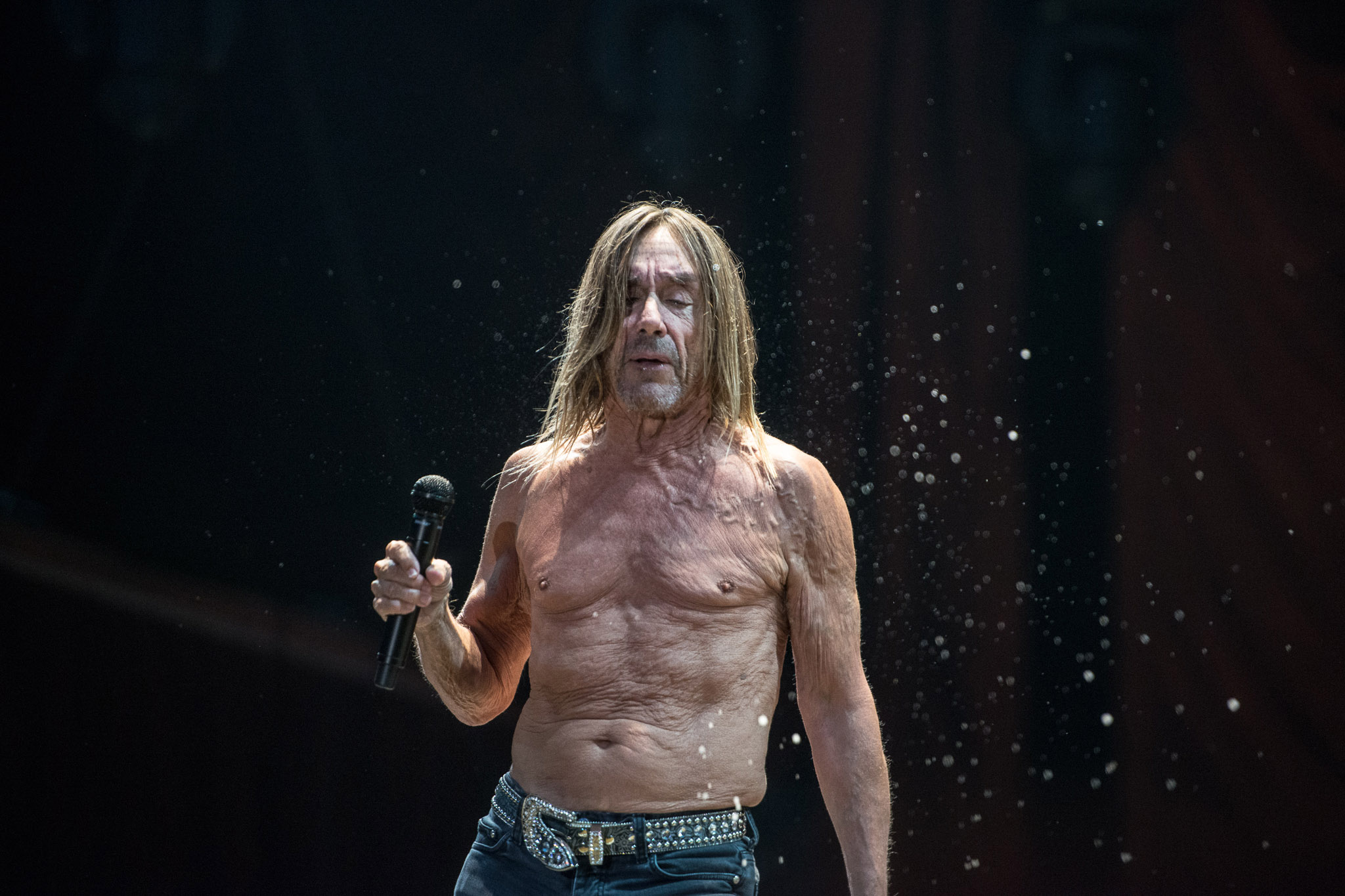 Iggy Pop pays tribute to David Bowie on 6 Music radio show