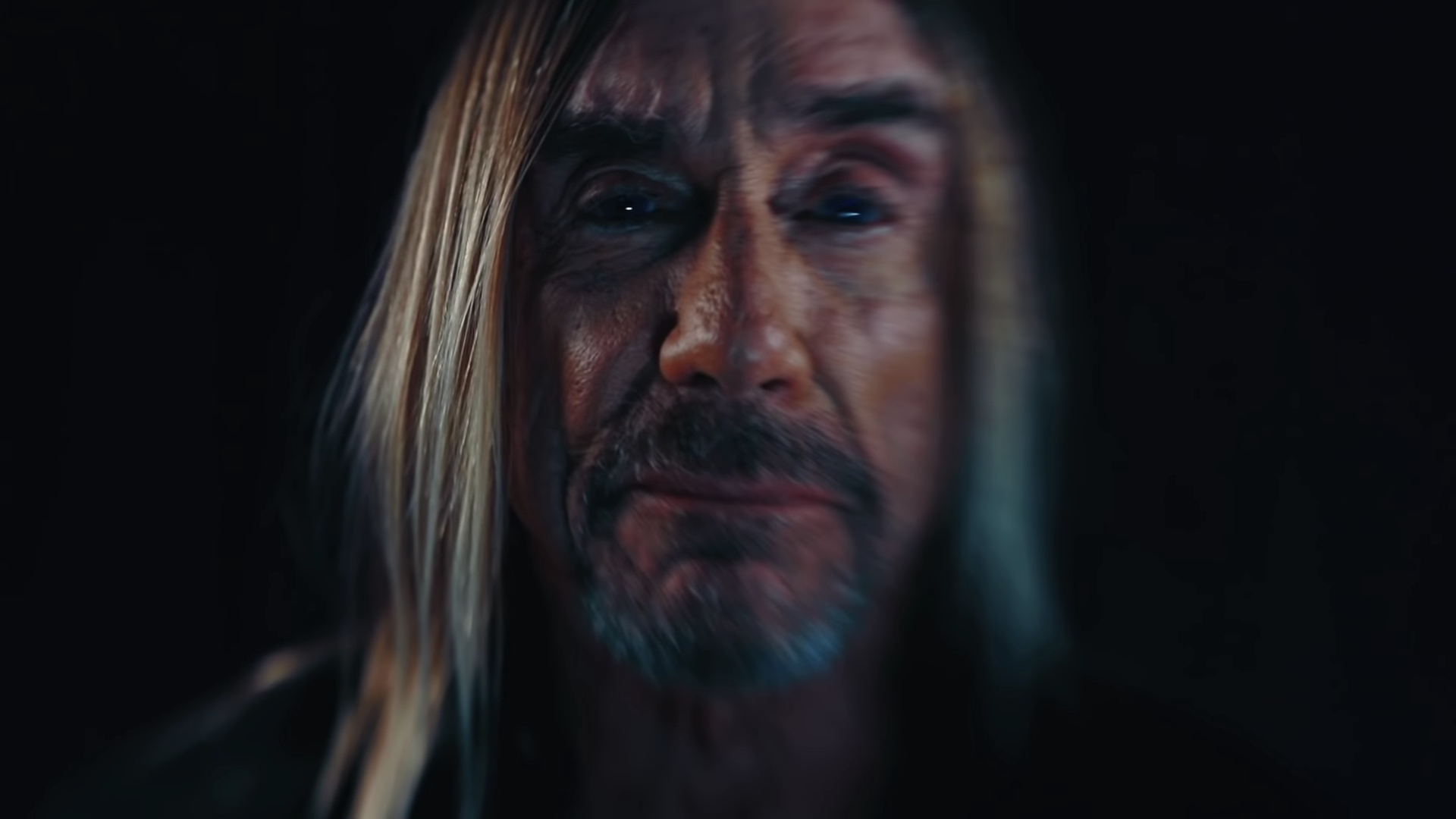 Iggy Pop shares poignant 'We Are The People' video