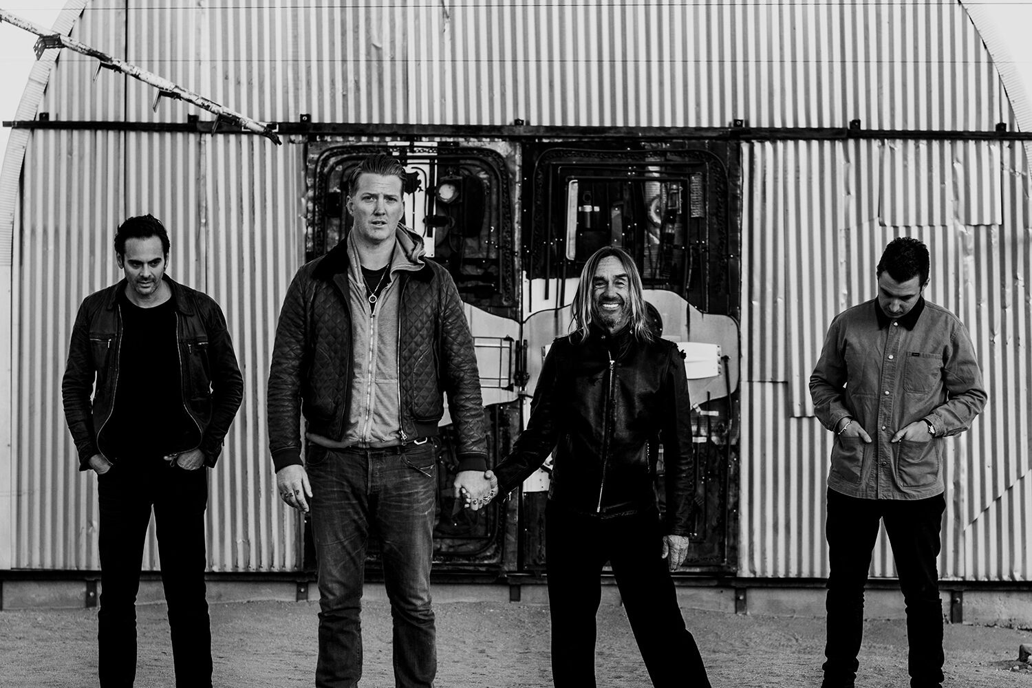 Iggy Pop and Josh Homme release 'Sunday'