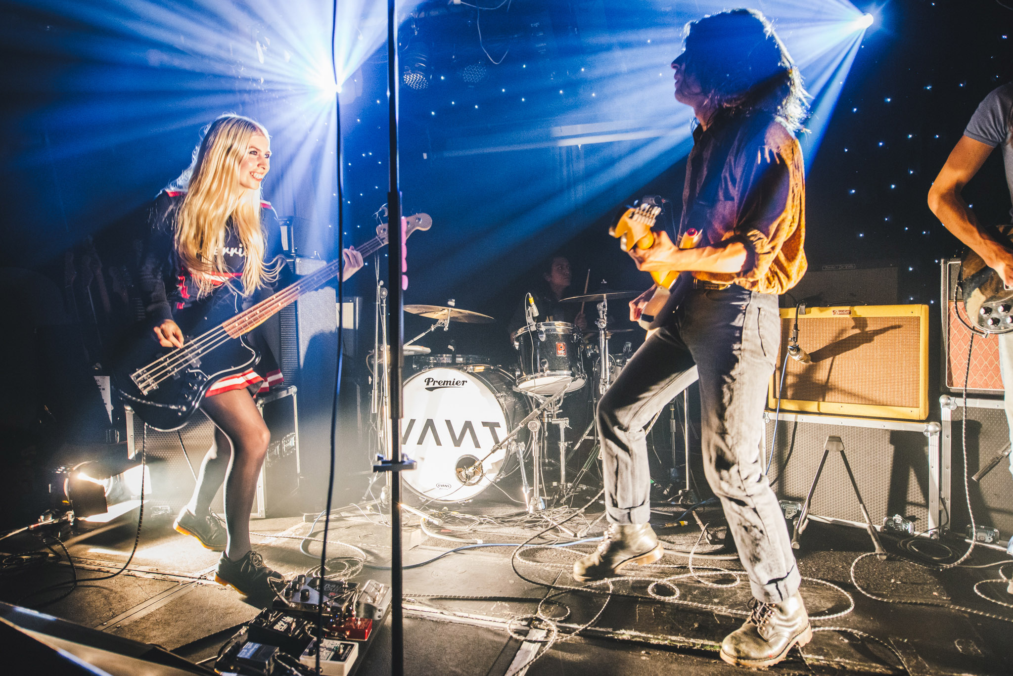 Vant, The Big Moon and Inheaven give Neu Tour almighty send-off at London Dingwalls