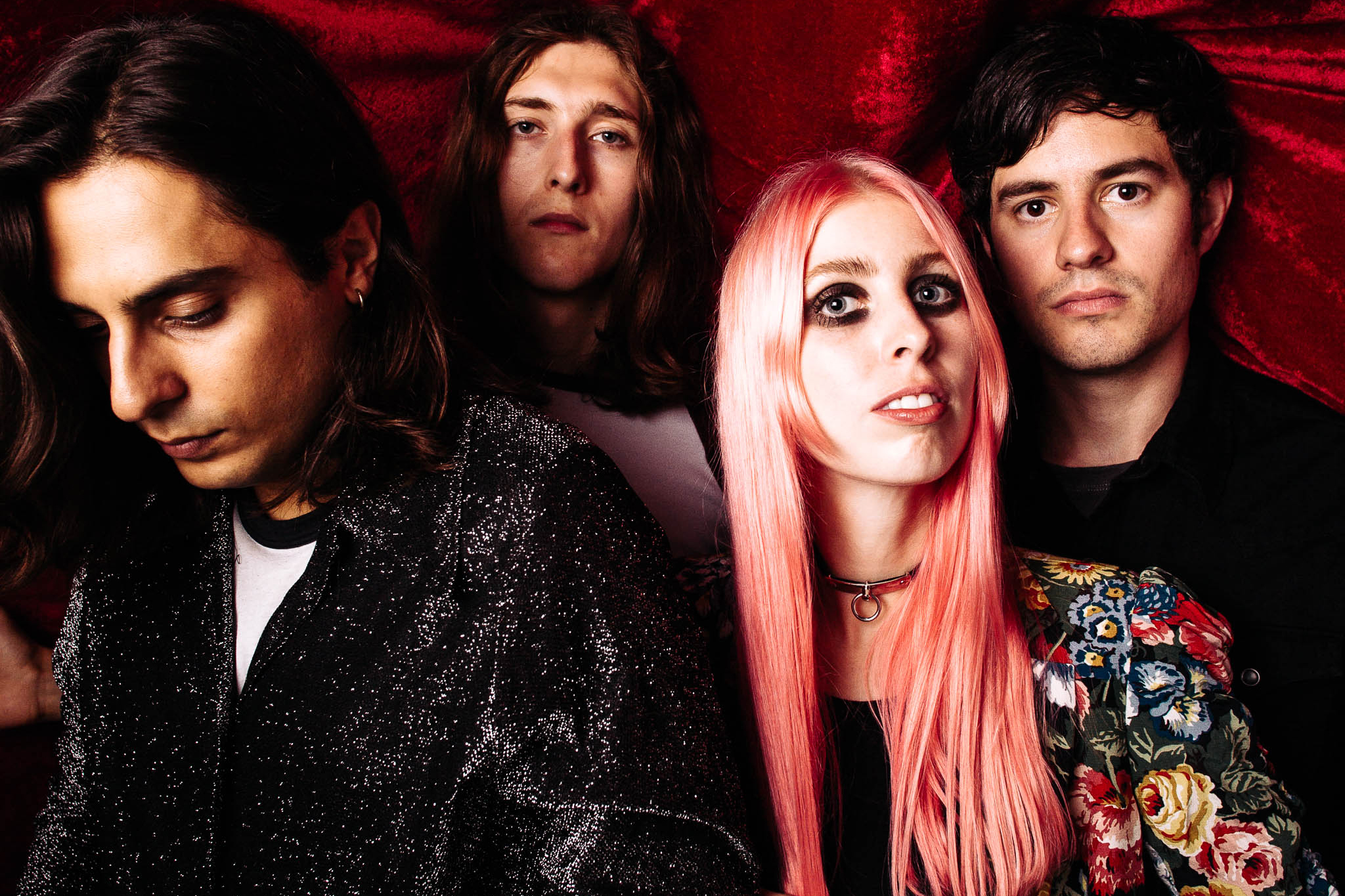INHEAVEN share new track 'Sweet Dreams Baby'