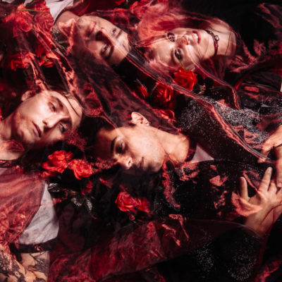 INHEAVEN weave witchcraft in the video for 'World On Fire'