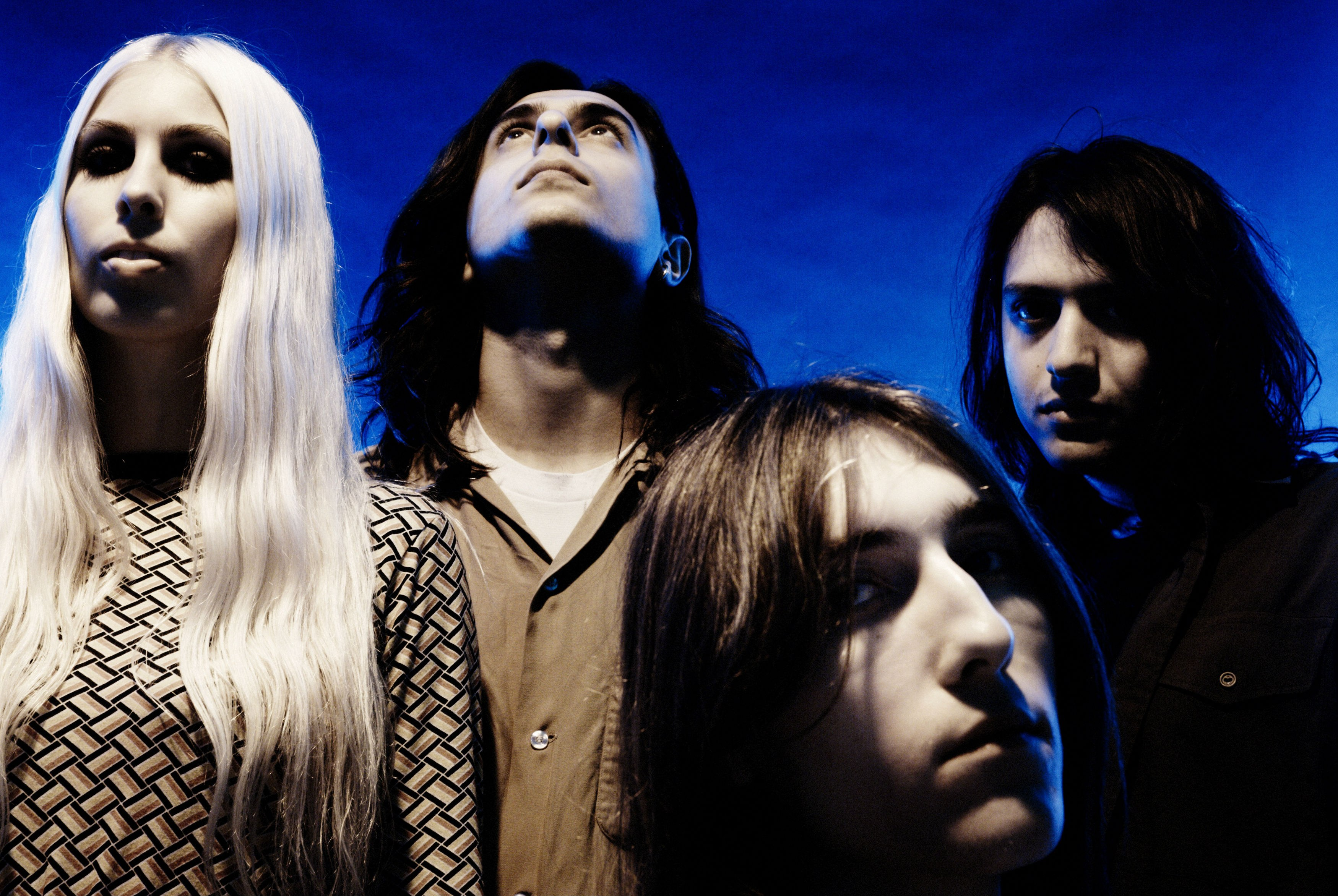 "INHEAVEN: ""Let's make that band up - the one we're waiting for, the one we want"""